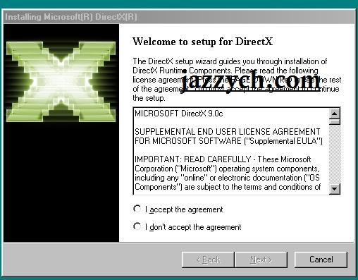DirectX Keygen